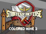Strategy Defense Colored Mine 2